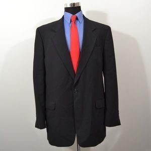 Jones New York 44L Sport Coat Blazer Suit Jacket B